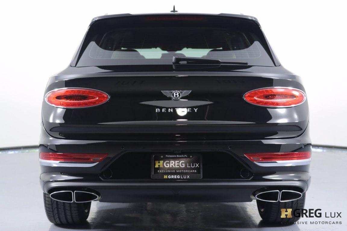 2021 Bentley Bentayga V8 #16