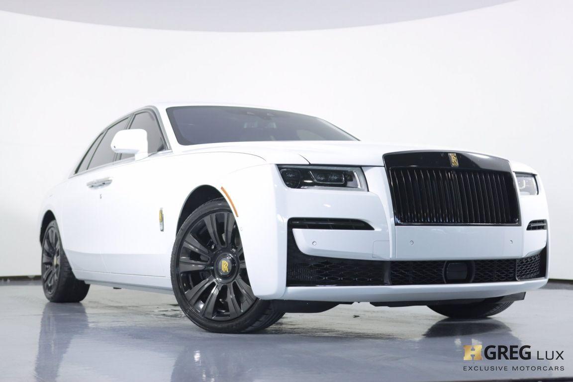 2021 Rolls Royce Ghost  #28