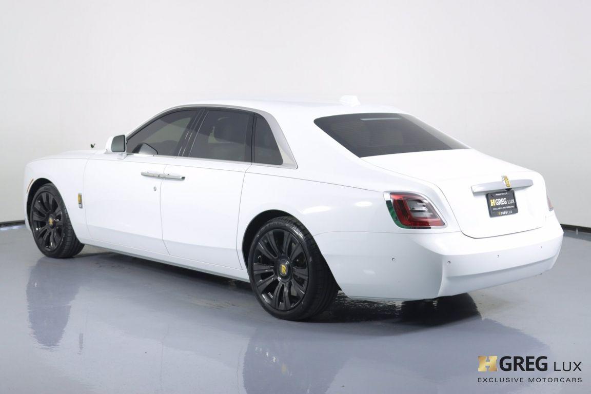 2021 Rolls Royce Ghost  #22