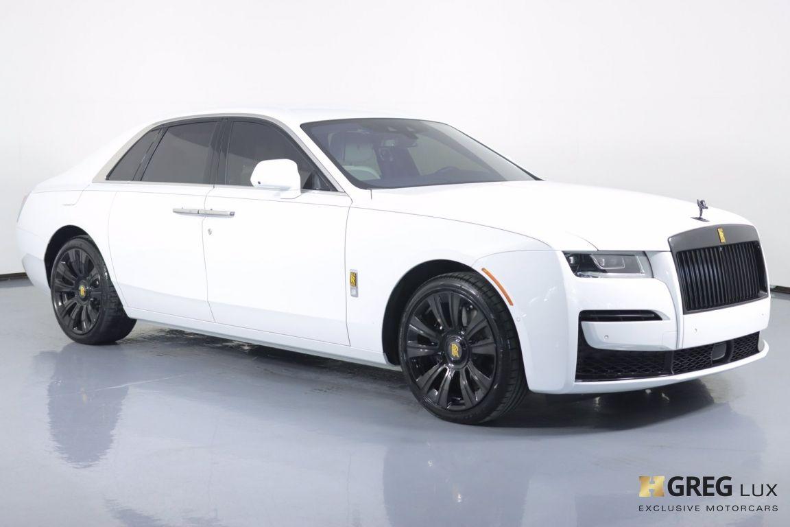 2021 Rolls Royce Ghost  #9