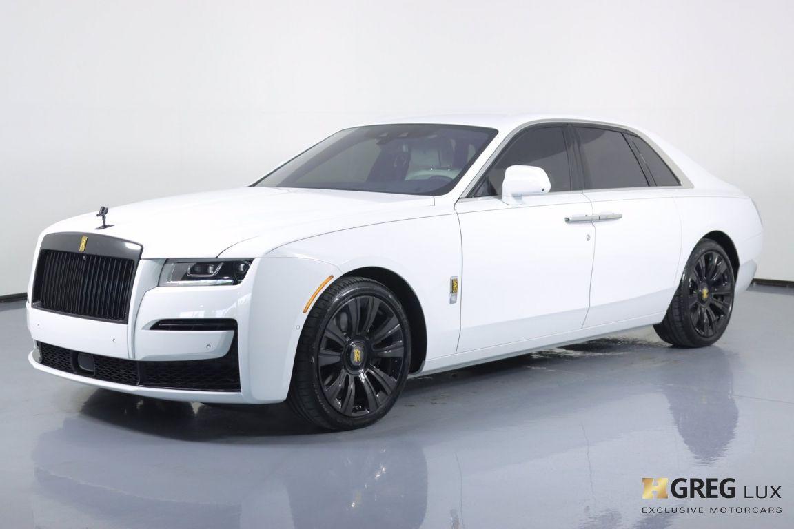 2021 Rolls Royce Ghost  #27