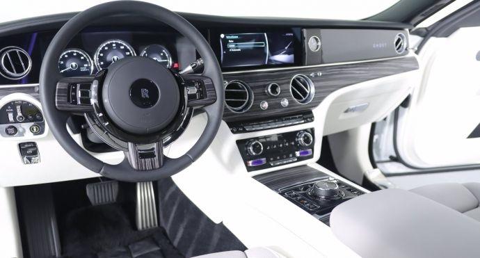 2021 Rolls Royce Ghost  #1