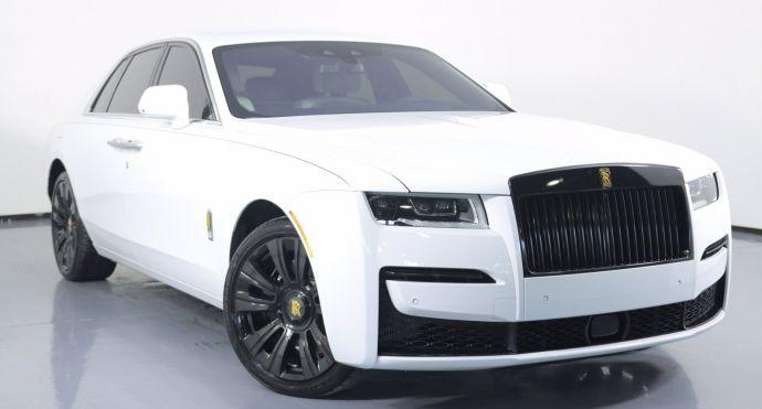 2021 Rolls Royce Ghost  #0
