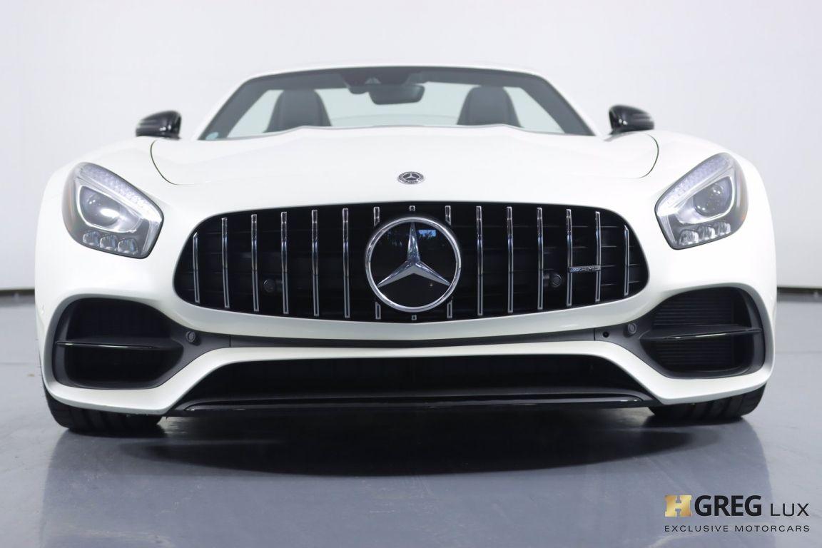 2018 Mercedes Benz AMG GT Roadster #6