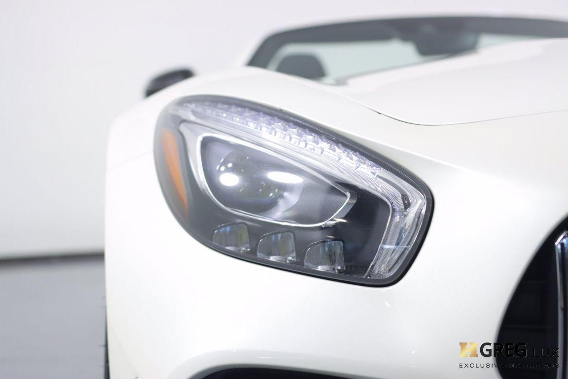 2018 Mercedes Benz AMG GT Roadster #7