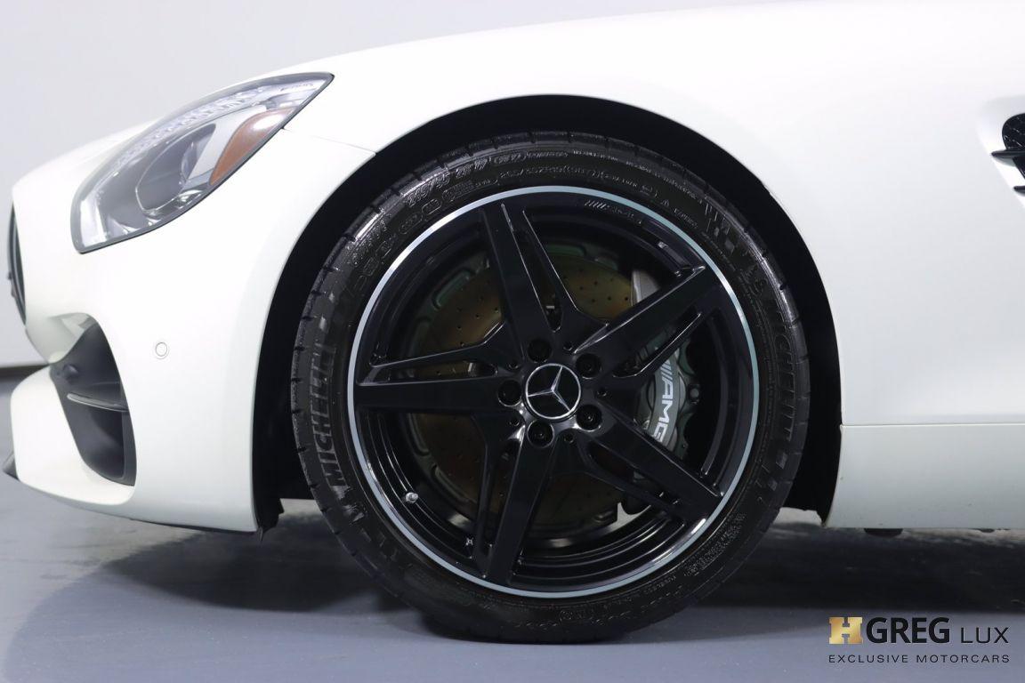 2018 Mercedes Benz AMG GT Roadster #26