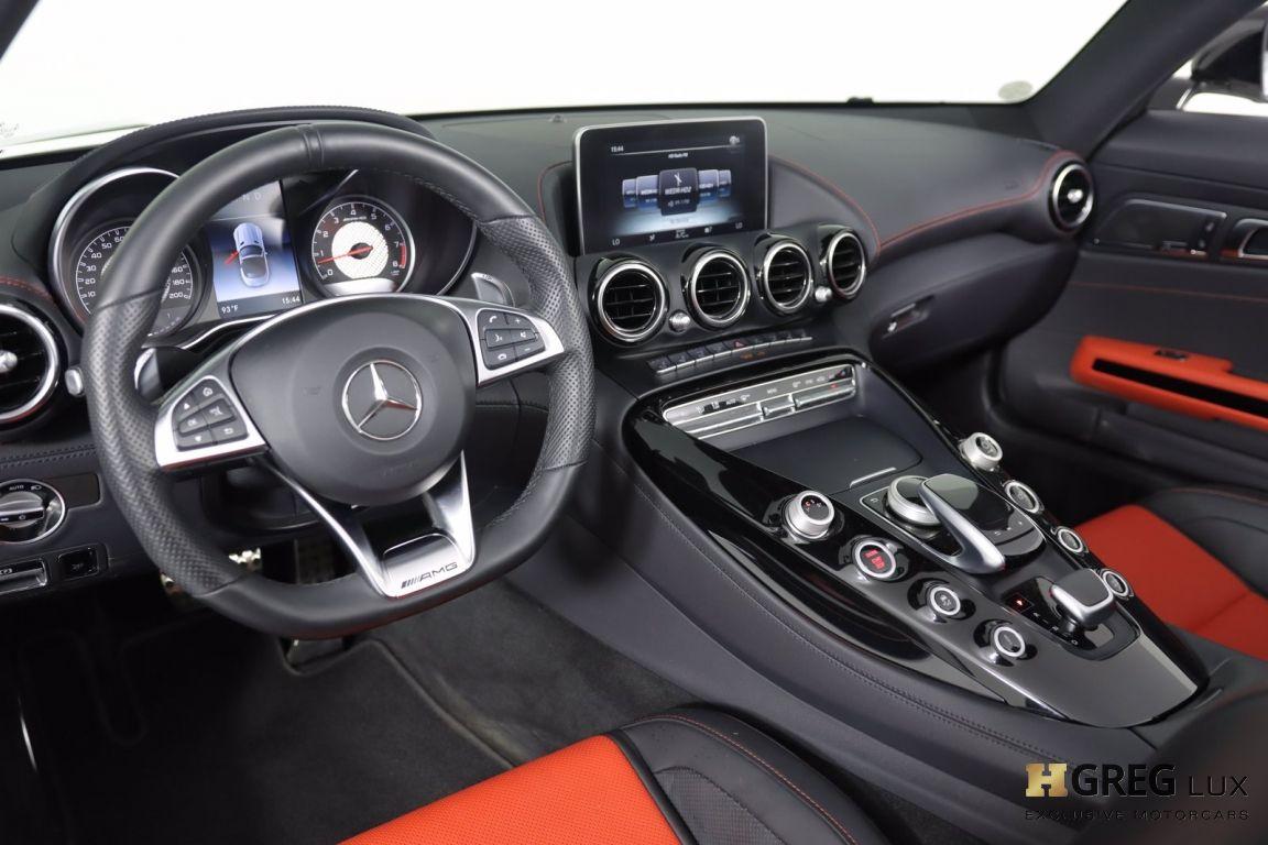 2018 Mercedes Benz AMG GT Roadster #1