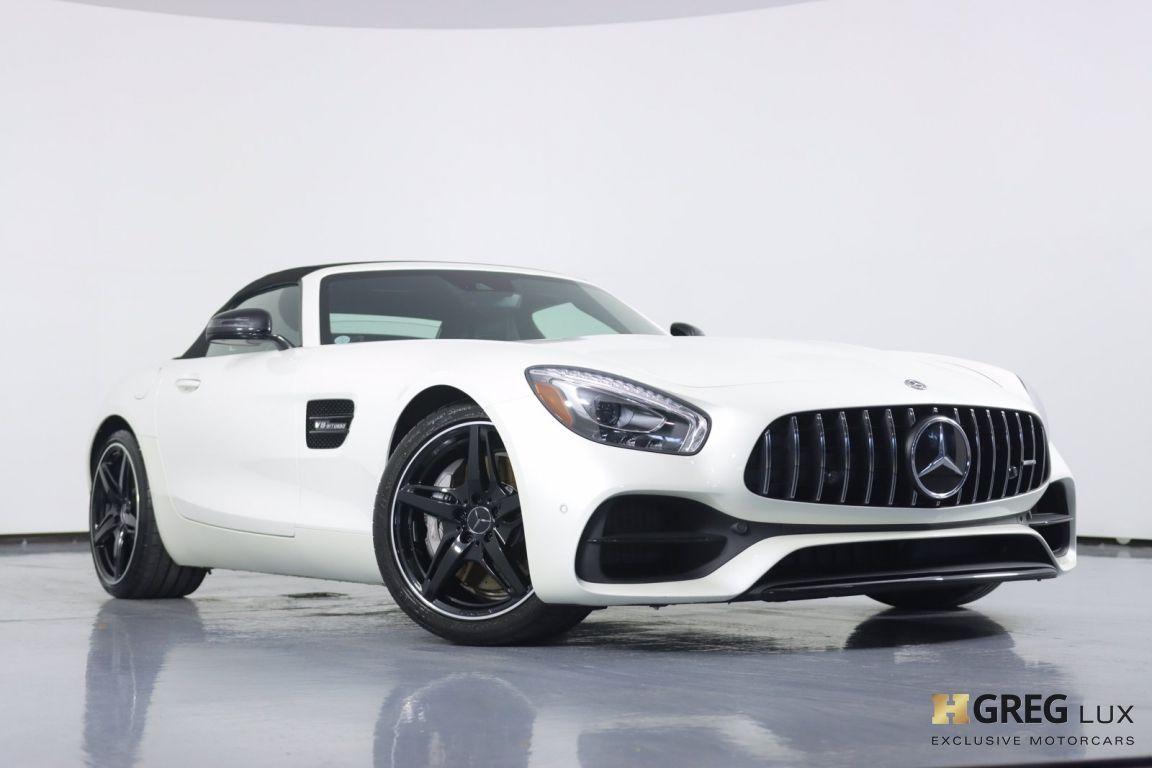 2018 Mercedes Benz AMG GT Roadster #4
