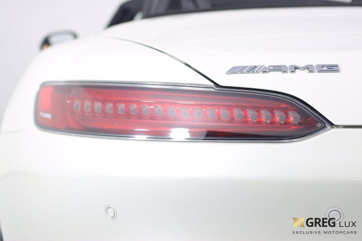 2018 Mercedes Benz AMG GT Roadster #20