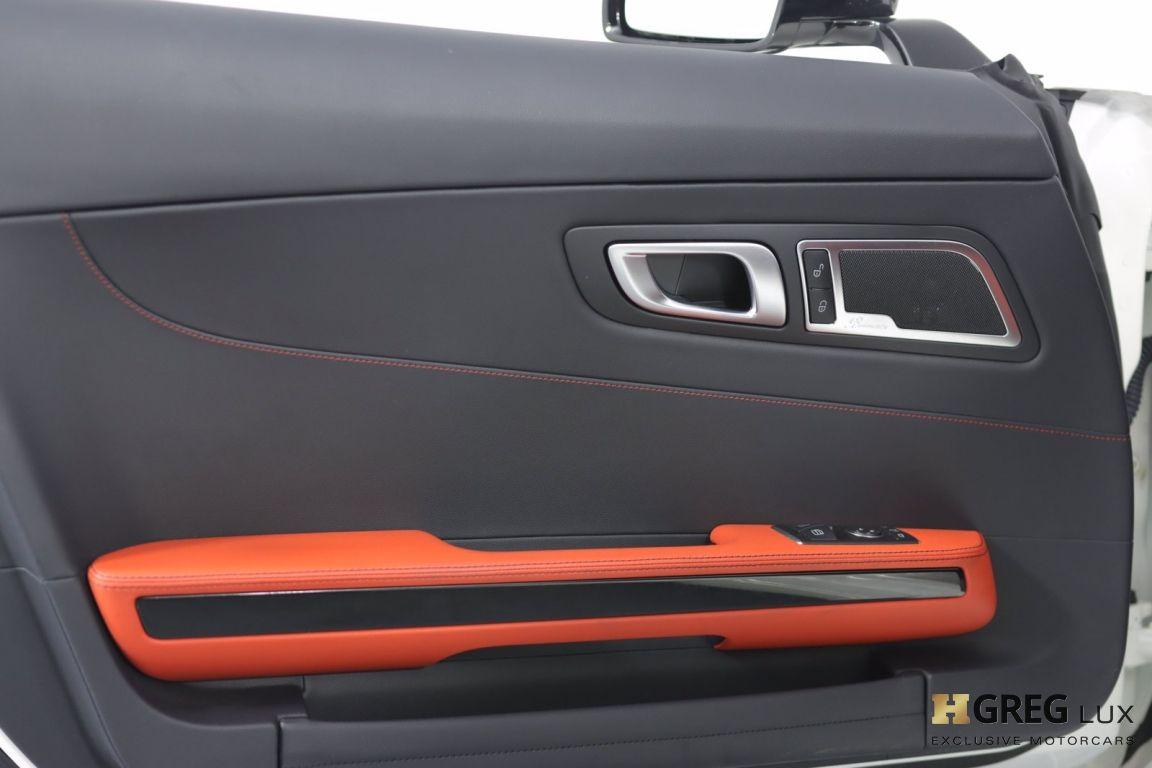 2018 Mercedes Benz AMG GT Roadster #36