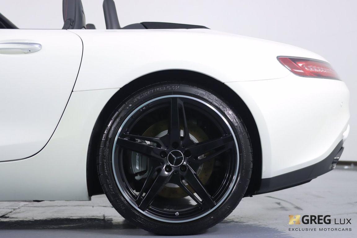 2018 Mercedes Benz AMG GT Roadster #29