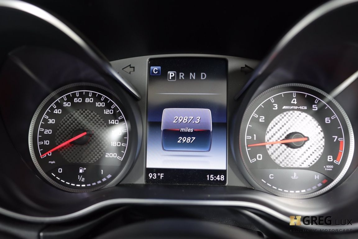 2018 Mercedes Benz AMG GT Roadster #48