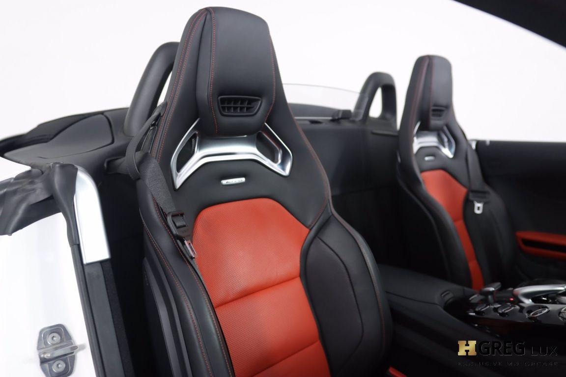 2018 Mercedes Benz AMG GT Roadster #34