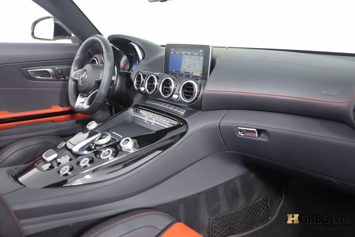 2018 Mercedes Benz AMG GT Roadster #32