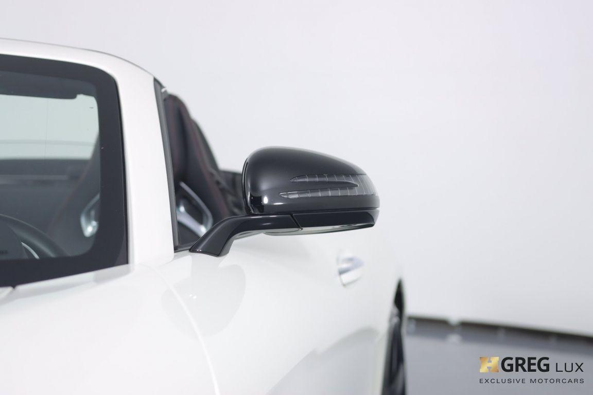 2018 Mercedes Benz AMG GT Roadster #11