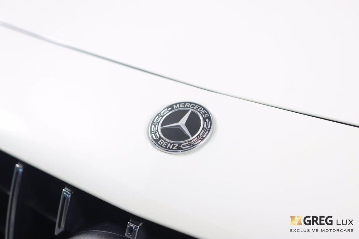 2018 Mercedes Benz AMG GT Roadster #9
