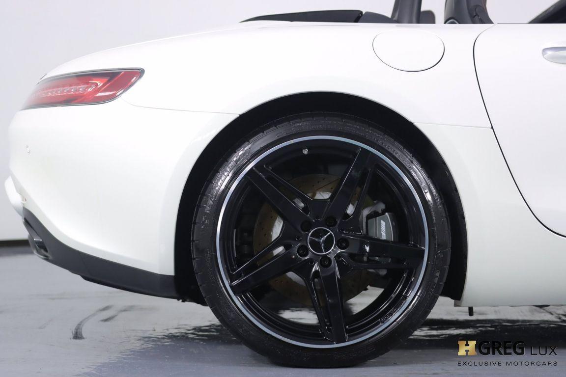 2018 Mercedes Benz AMG GT Roadster #16