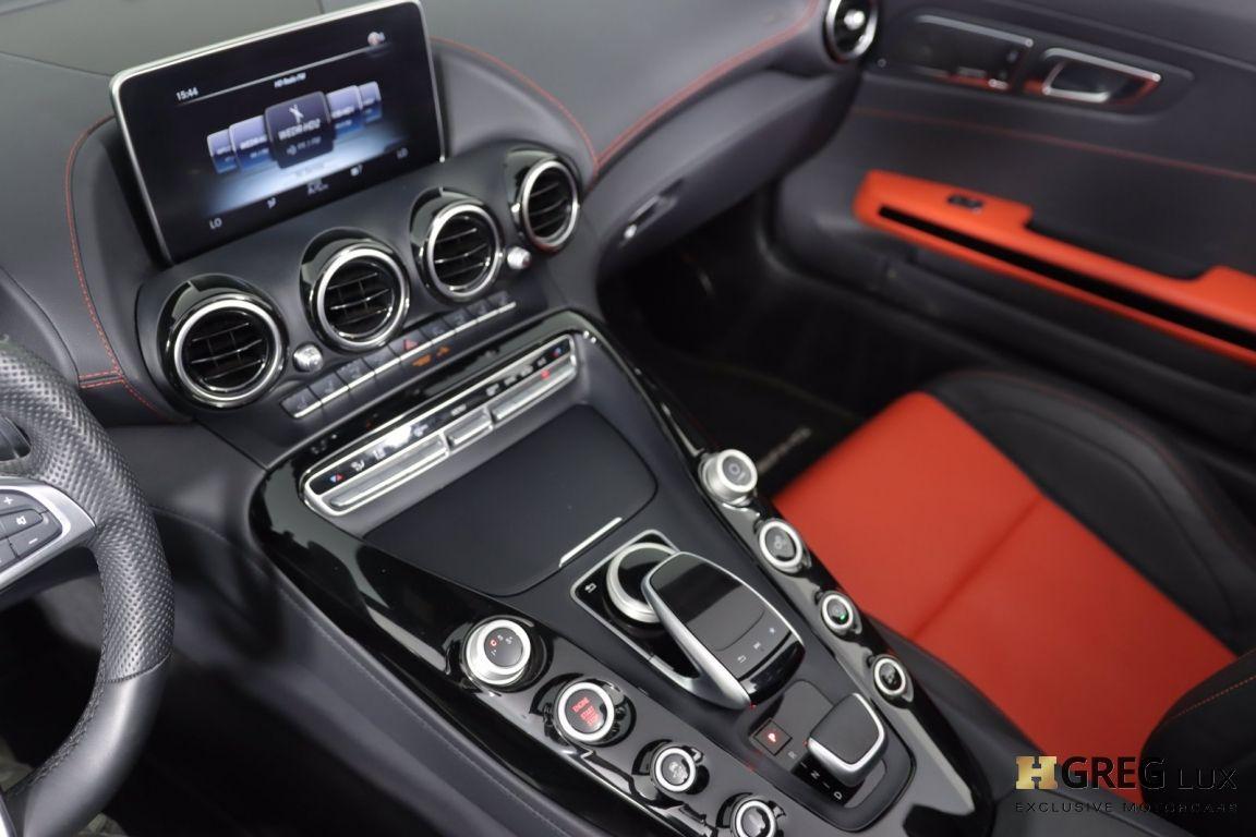 2018 Mercedes Benz AMG GT Roadster #40