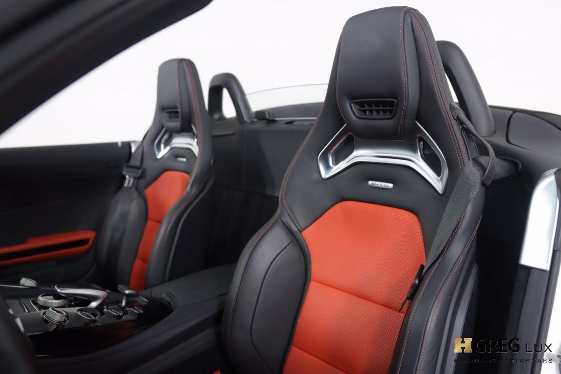 2018 Mercedes Benz AMG GT Roadster #2