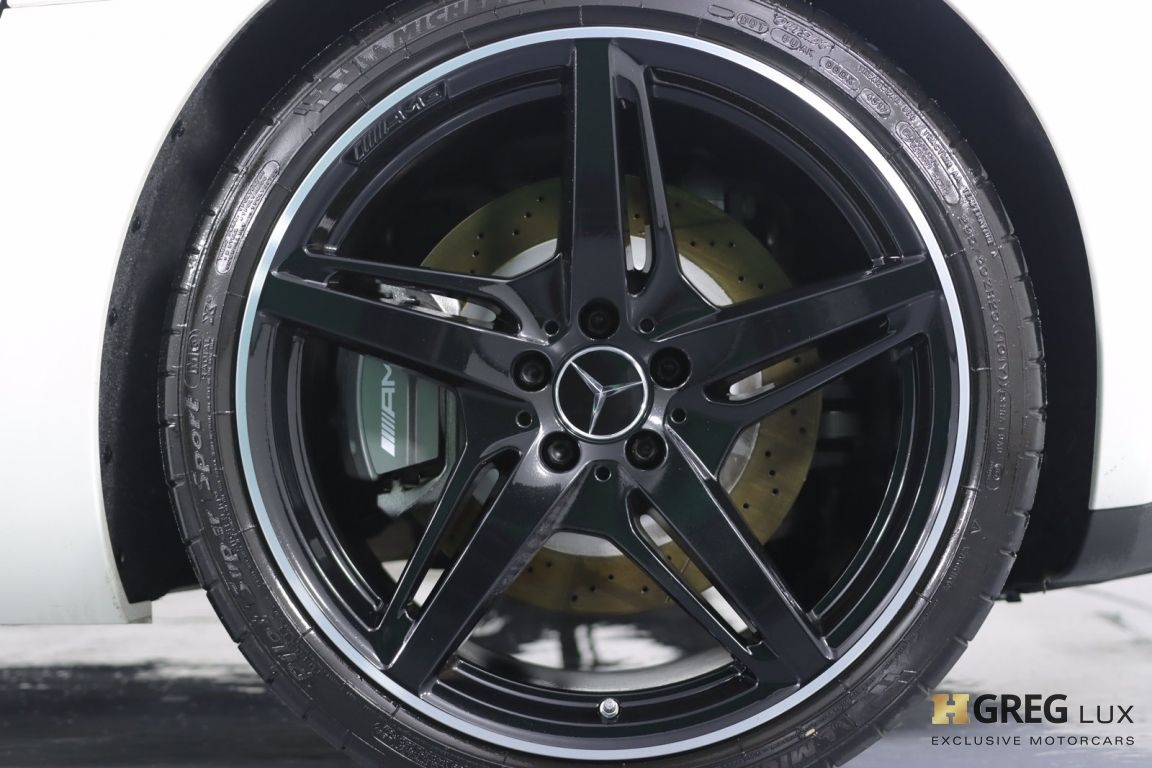 2018 Mercedes Benz AMG GT Roadster #30