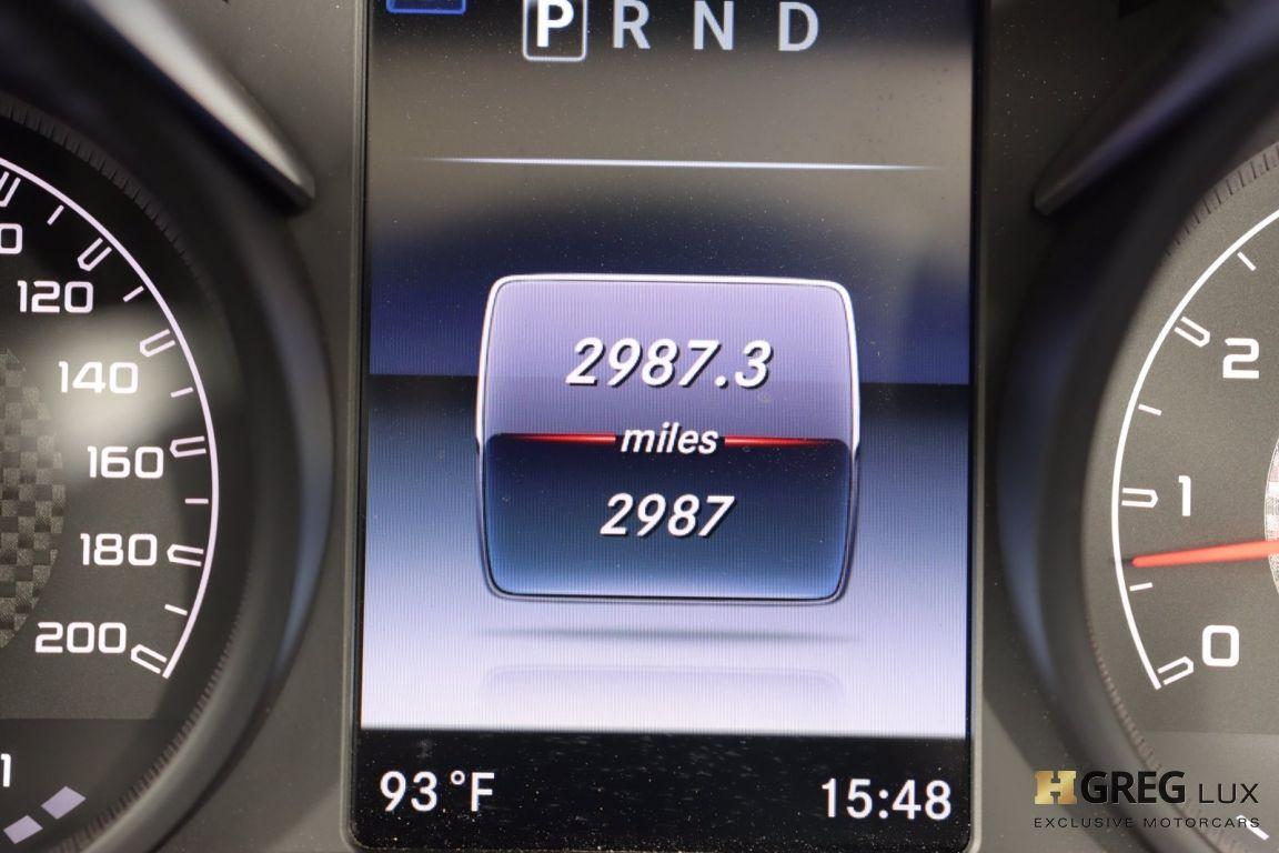 2018 Mercedes Benz AMG GT Roadster #49