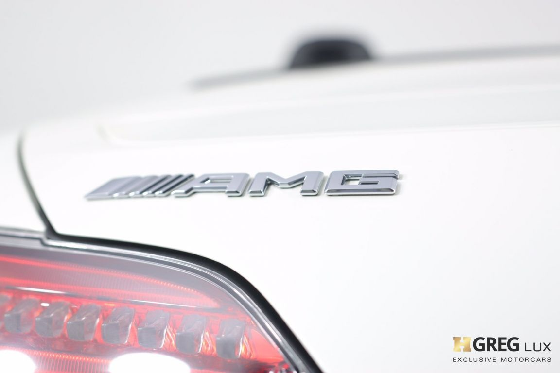 2018 Mercedes Benz AMG GT Roadster #22