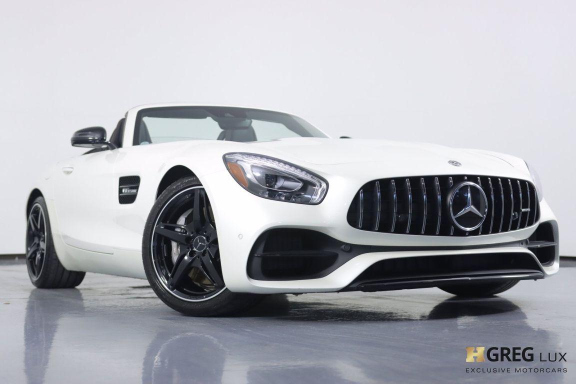 2018 Mercedes Benz AMG GT Roadster #5