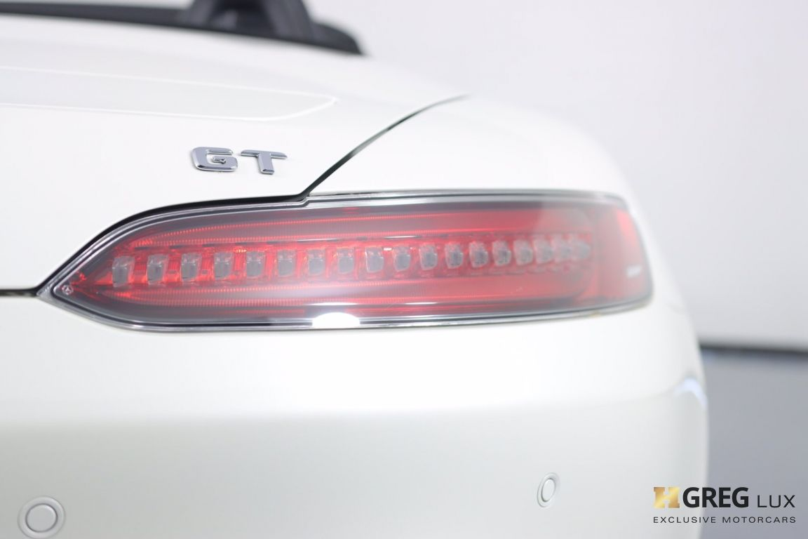 2018 Mercedes Benz AMG GT Roadster #21