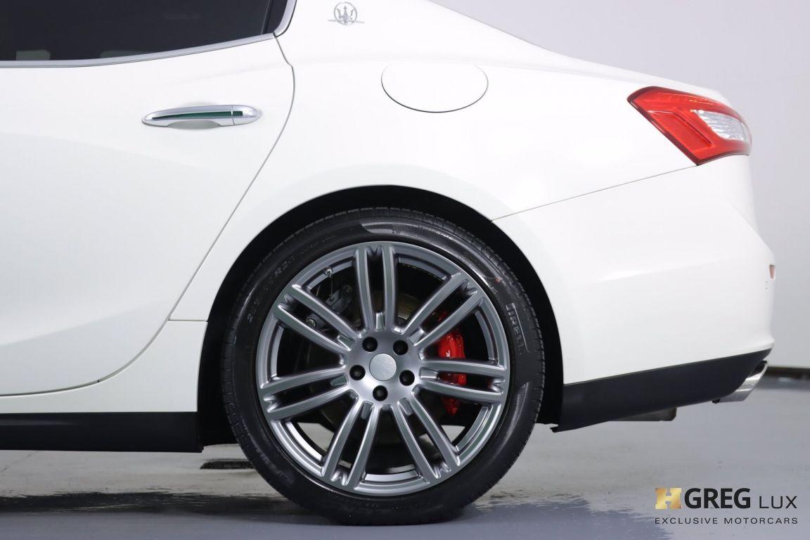 2017 Maserati Ghibli S #27