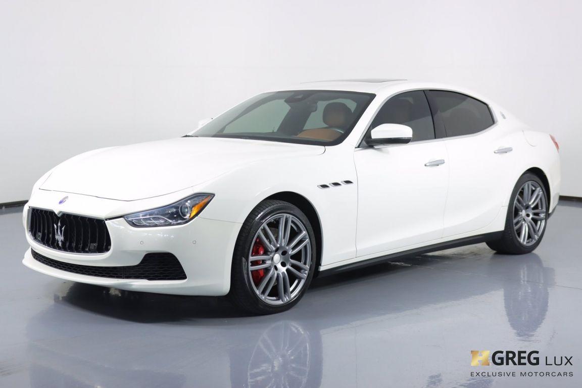 2017 Maserati Ghibli S #29