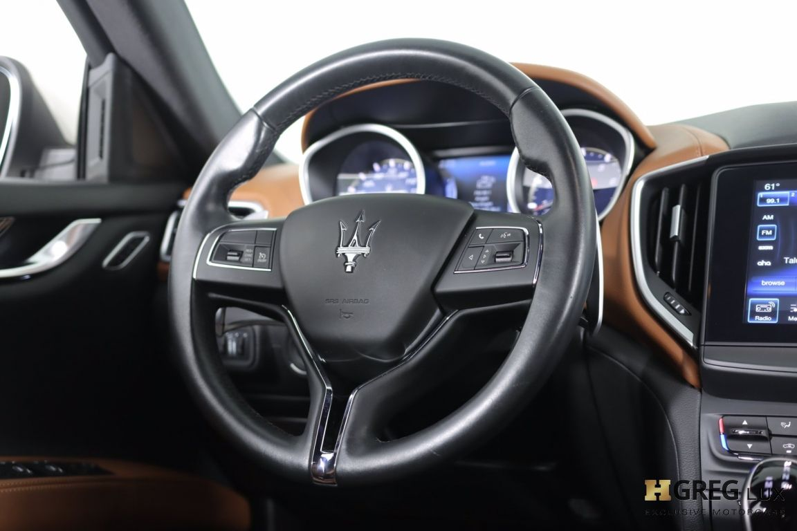 2017 Maserati Ghibli S #50