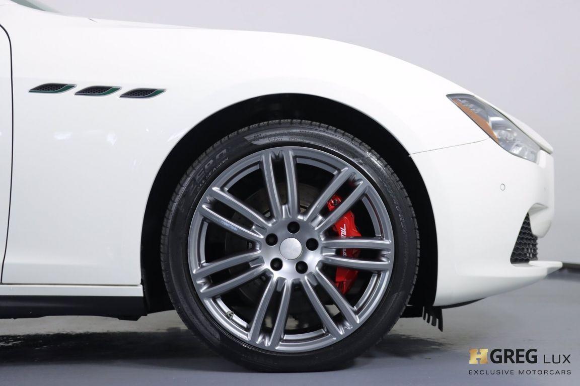 2017 Maserati Ghibli S #11