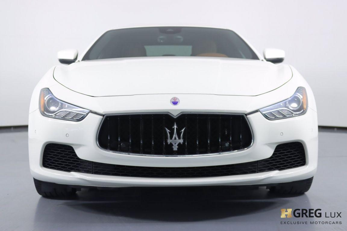 2017 Maserati Ghibli S #3