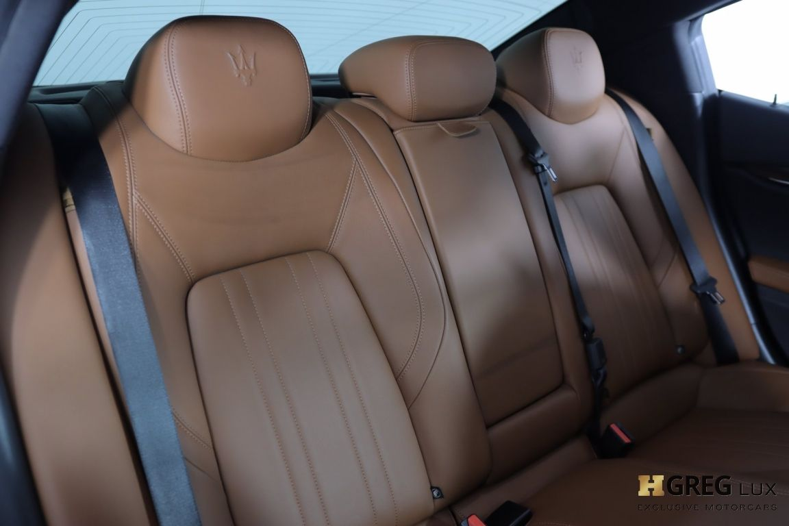 2017 Maserati Ghibli S #37