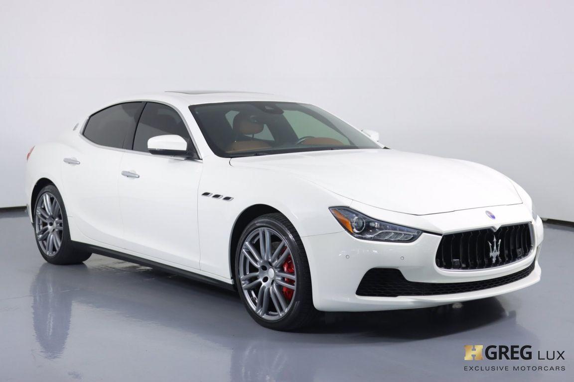 2017 Maserati Ghibli S #9