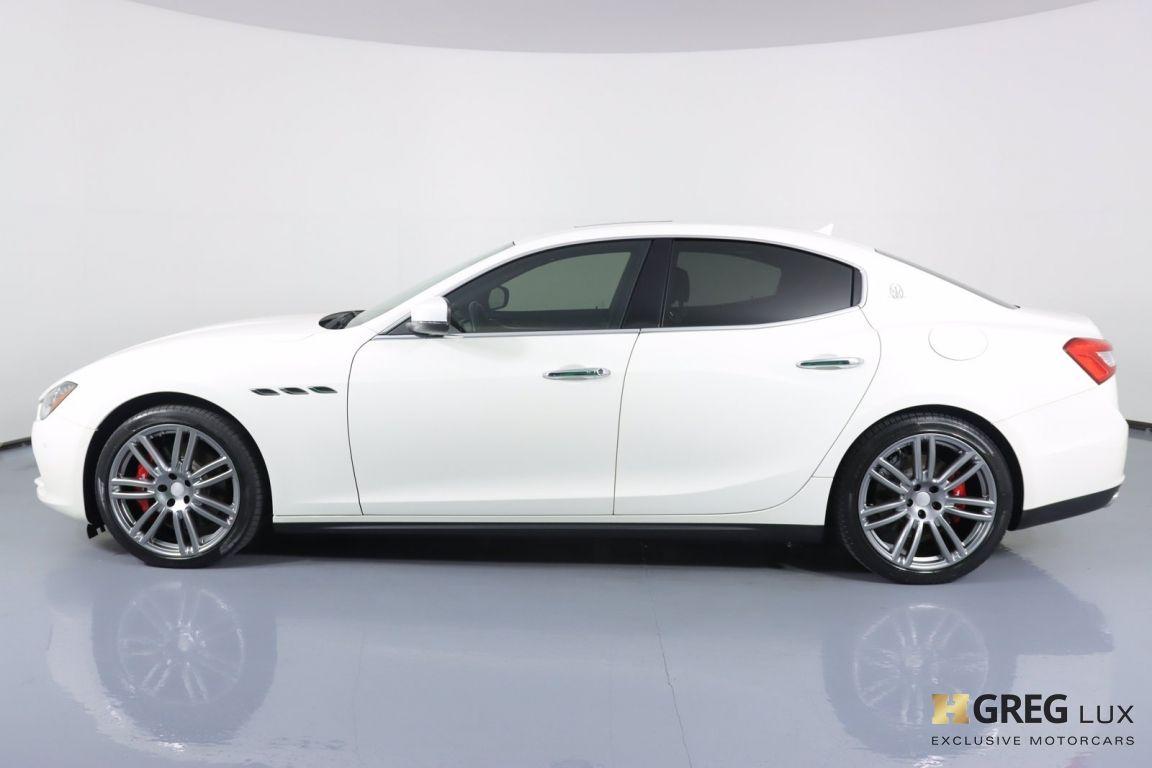 2017 Maserati Ghibli S #24