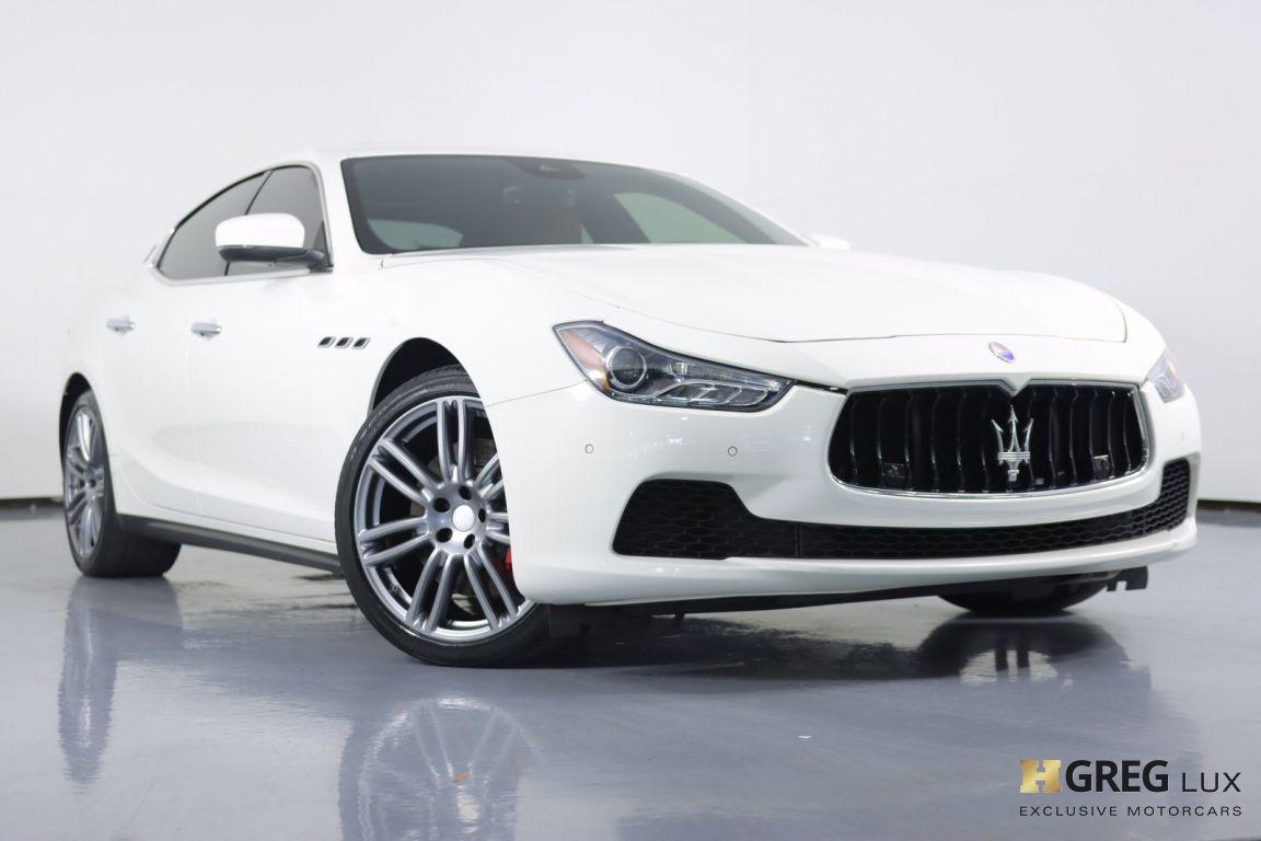 2017 Maserati Ghibli S #30