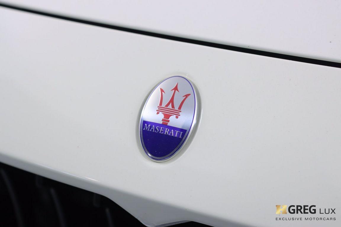 2017 Maserati Ghibli S #6