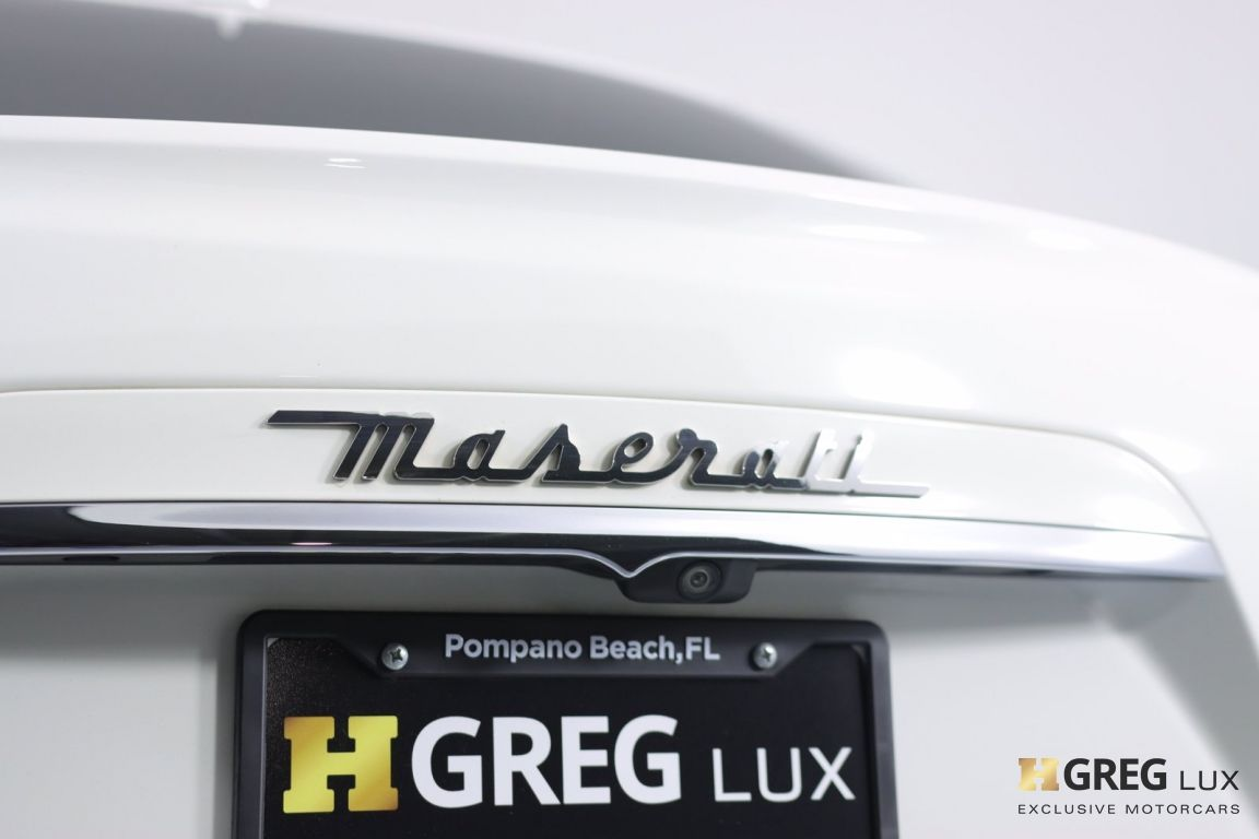 2017 Maserati Ghibli S #21