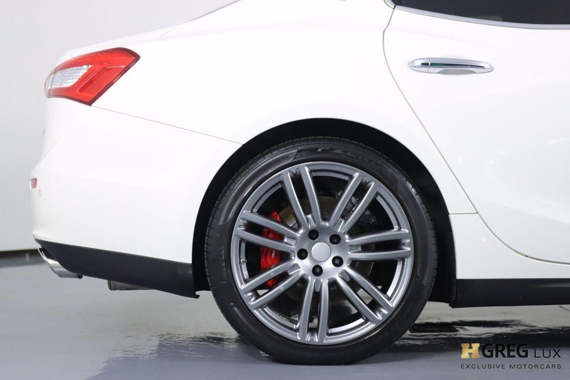 2017 Maserati Ghibli S #13