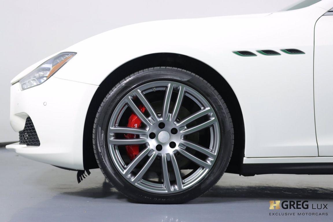 2017 Maserati Ghibli S #25
