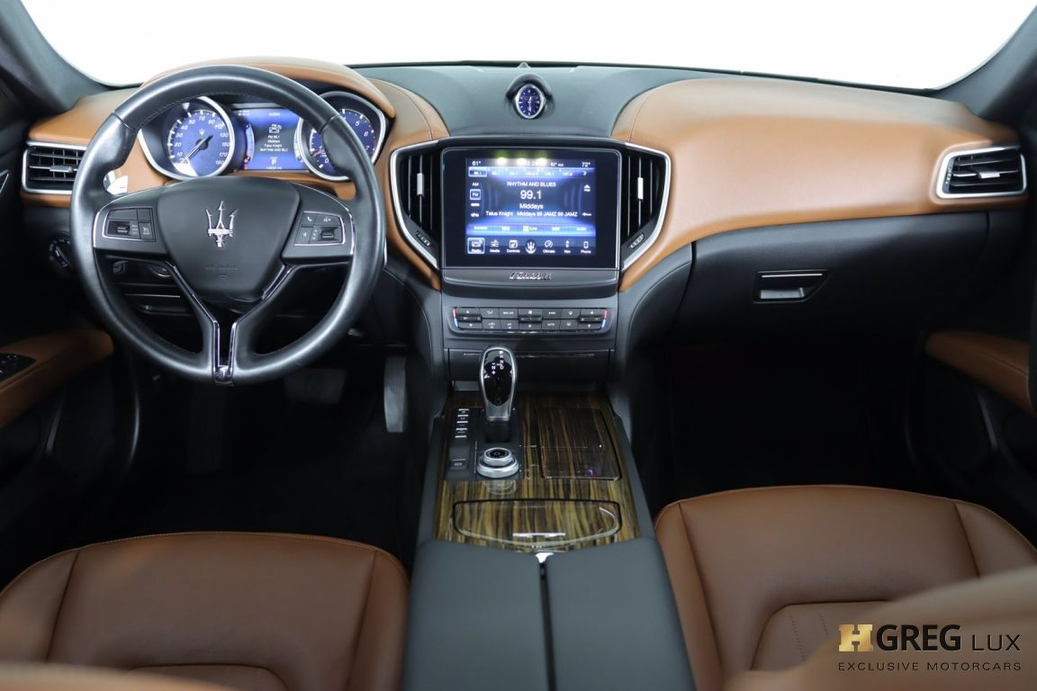 2017 Maserati Ghibli S #51
