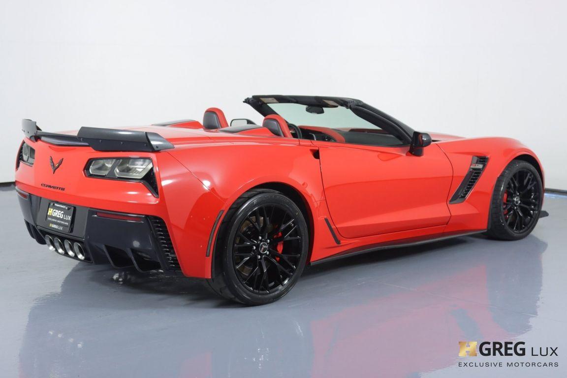 2015 Chevrolet Corvette Z06 2LZ #15