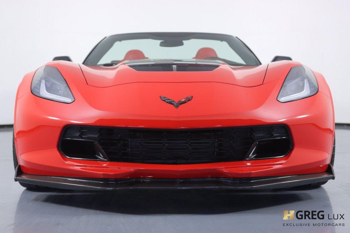 2015 Chevrolet Corvette Z06 2LZ #5