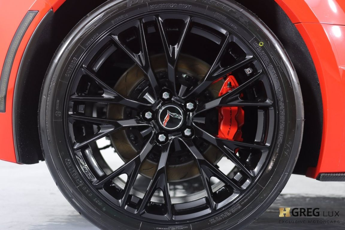 2015 Chevrolet Corvette Z06 2LZ #14