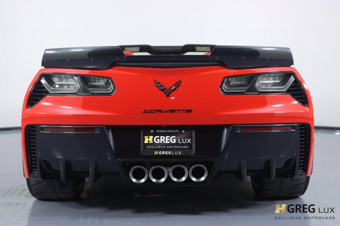 2015 Chevrolet Corvette Z06 2LZ #16