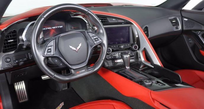 2015 Chevrolet Corvette Z06 2LZ #1