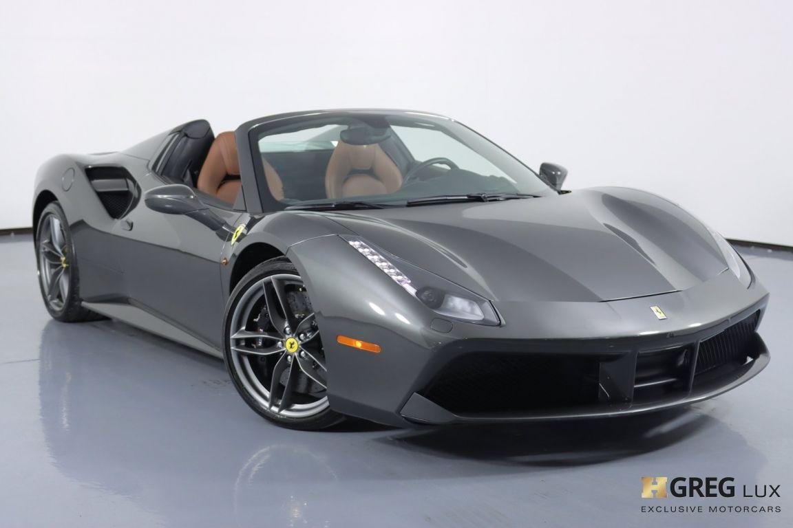 2018 Ferrari 488 Spider #0