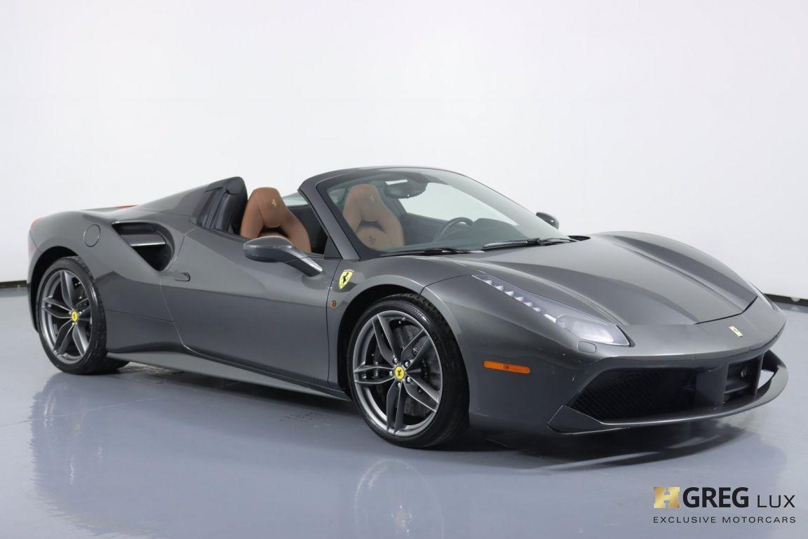 2018 Ferrari 488 Spider #11