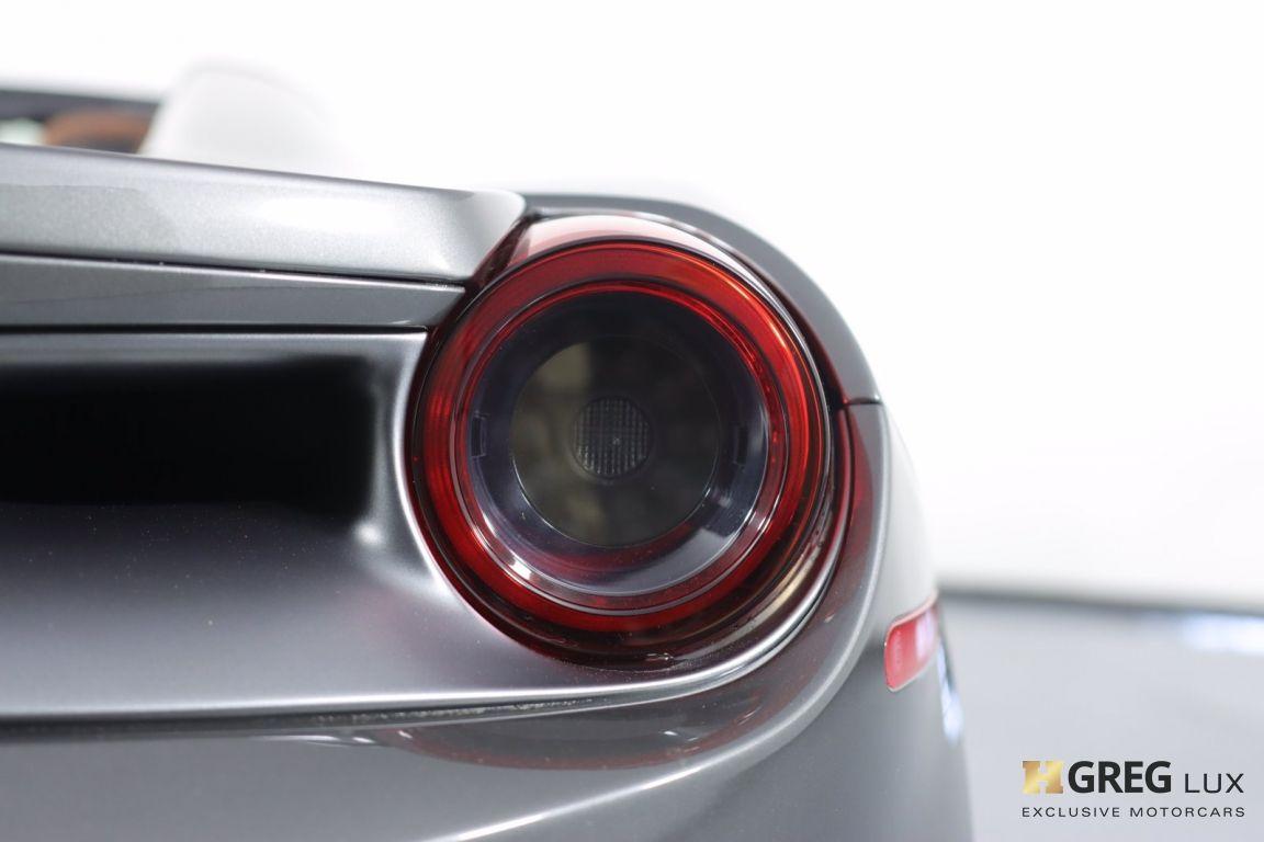 2018 Ferrari 488 Spider #20